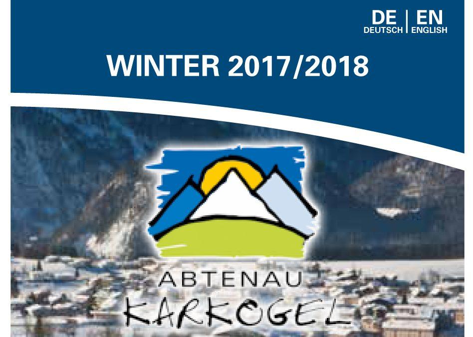 Karkogel Winter 2017/2018