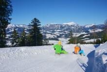 Rodel- und Skipasstarife für Gruppen