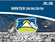 Karkogel Winter 2018/2019