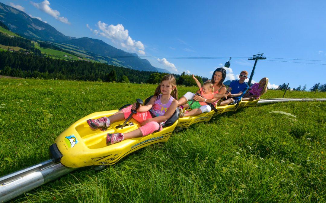 Gruppentarife – Abtenauer Bergbahn und Sommerrodelbahn