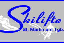 Skilift in St. Martin am Tennengebirge